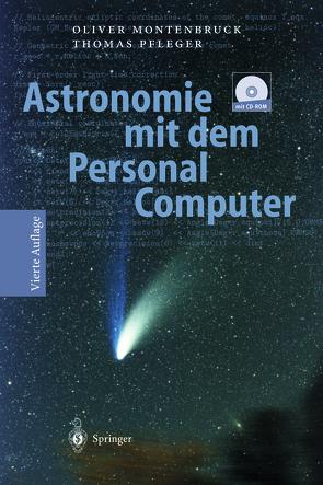 Astronomie mit dem Personal Computer von Montenbruck,  Oliver, Pfleger,  Thomas