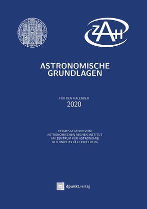 Astronomische Grundlagen von Astronomisches Rechen-Institut am Zentrum für Astronomie der Universität Heidelberg