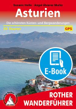Asturien (E-Book) von Álvarez Muñiz,  Ángel, Heße,  Susann
