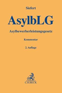 Asylbewerberleistungsgesetz von Dollinger,  Franz-Wilhelm, Krauß,  Karen, Siefert,  Jutta