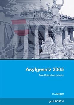 Asylgesetz 2005 von proLIBRIS VerlagsgesmbH