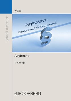 Asylrecht von Weiße,  André