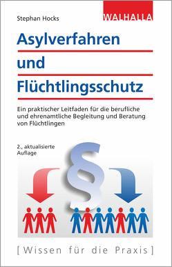 Asylverfahren und Flüchtlingsschutz von Hocks,  Dr. Stephan