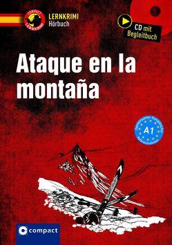 Ataque en la montaña von Montes Vicente,  María