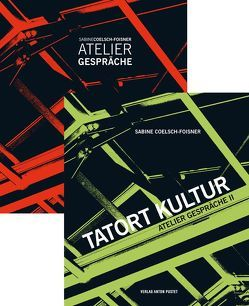 Atelier Gespräche und Tatort Kultur: Atelier Gespräche II von Coelsch-Foisner,  Sabine