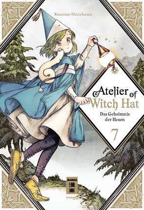 Atelier of Witch Hat 07 von Shirahama,  Kamome, Suzuki,  Cordelia