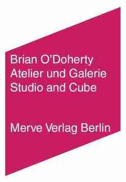 Atelier und Galerie von O'Doherty,  Brian, Setton,  Dirk