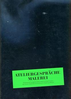 Ateliergespräche Fotografie/ Malerei von Jankowski,  Adam, Liebscher,  Martin