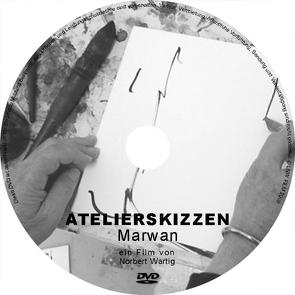 ATELIERSKIZZEN Marwan von Wartig,  Norbert