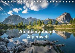 Atemberaubende Alpenwelt (Tischkalender 2019 DIN A5 quer) von Ziereis,  Florian