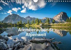 Atemberaubende Alpenwelt (Wandkalender 2019 DIN A4 quer) von Ziereis,  Florian