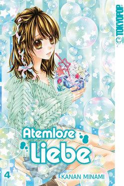 Atemlose Liebe 04 von Minami,  Kanan