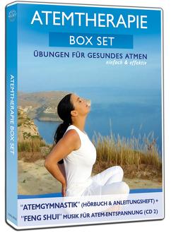 Atemtherapie Box Set: Übungen für gesundes Atmen