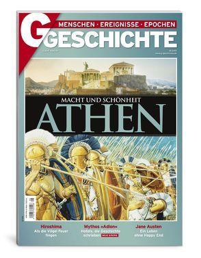 Athen von Dr. Hillingmeier,  Klaus