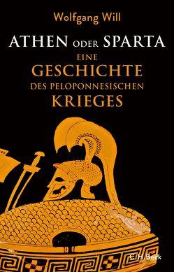 Athen oder Sparta von Will,  Wolfgang