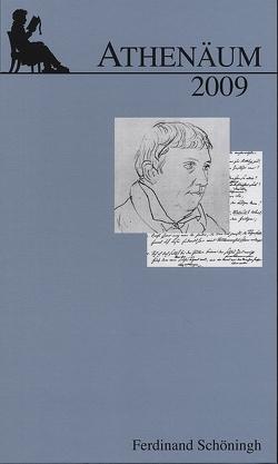 Athenäum von Breuer,  Ulrich, Wegmann,  Nikolaus