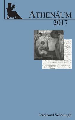 Athenäum Jahrbuch der Friedrich Schlegel-Gesellellschaft von Breuer,  Ulrich, Wegmann,  Nikolaus