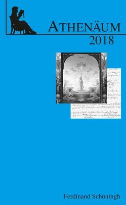 Athenäum Jahrbuch der Friedrich Schlegel-Gesellschaft von Albrecht,  Andrea, Benne,  Christian, Wetters,  Kirk