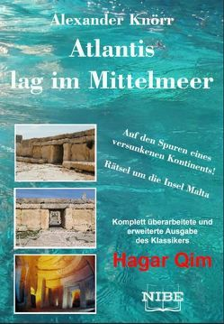 Atlantis lag im Mittelmeer von Knörr,  Alexander