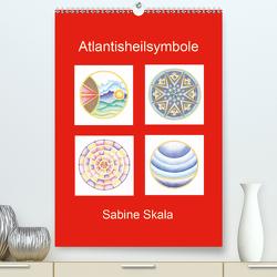 Atlantisheilsymbole (Premium, hochwertiger DIN A2 Wandkalender 2020, Kunstdruck in Hochglanz) von Skala,  Sabine