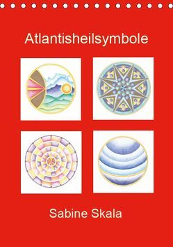 Atlantisheilsymbole (Tischkalender 2019 DIN A5 hoch)