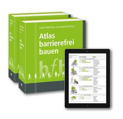 Atlas Barrierefrei Bauen von Engehardt,  Lutz, Metlitzky,  Nadine