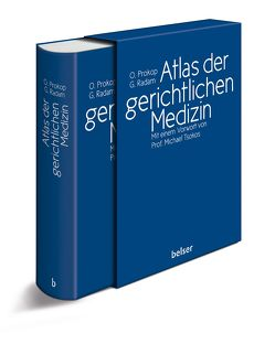 Atlas der gerichtlichen Medizin von Prokop,  Eberhard