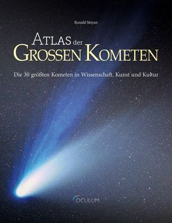 Atlas der großen Kometen von Stoyan,  Roland
