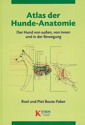 Atlas der Hundeanatomie von Beute-Faber,  H J