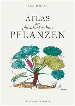 Atlas der phantastischen Pflanzen von Hallé,  Francis