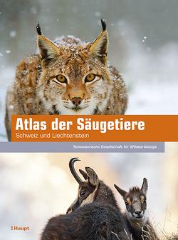 Atlas der Säugetiere – Schweiz und Liechtenstein von Fischer,  Claude, Graf,  Roland, Niehaus,  Monika