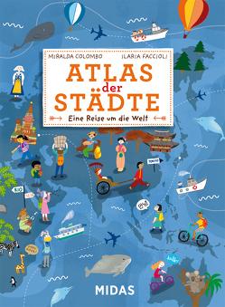 Atlas der Städte von Colombo,  Miralda, Faccioli,  Ilaria
