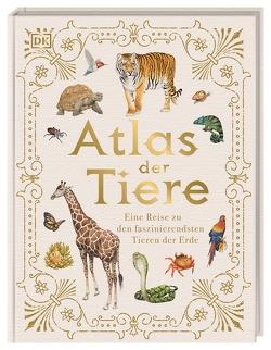 Atlas der Tiere von Kokoscha,  Michael, Lilly,  Kenneth, Taylor,  Barbara