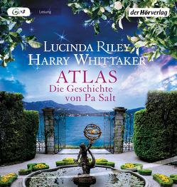 Atlas – Die Geschichte von Pa Salt von Riley,  Lucinda, Whittaker,  Harry