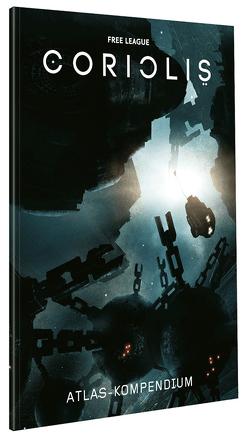 Atlas-Kompendium von Härenstam,  Tomas