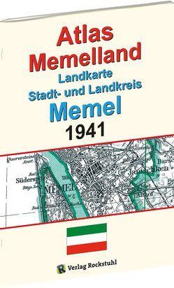 ATLAS Memelland 1941 von Rockstuhl,  Harald