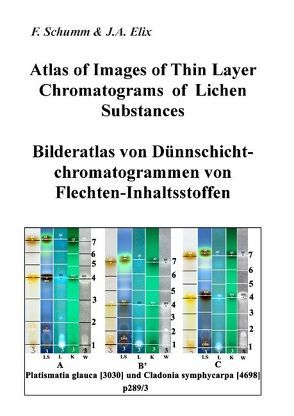 Atlas of Images of Thin Layer Chromatograms von Elix,  J.A., Schumm,  F.