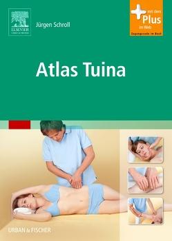 Atlas Tuina von Schroll,  Jürgen