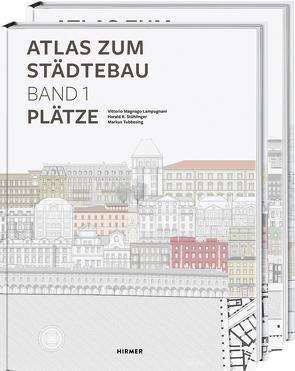 Atlas zum Städtebau von Lampugnani,  Vittorio Magnago, Stühlinger,  Harald, Tubbesing,  Markus