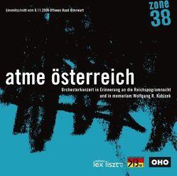 atme österreich von Cech,  Christoph, Janus Ensemble, Kubizek,  Wolfgang R, Polak,  Kamil, Tzvi,  Avni