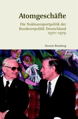 Atomgeschäfte von Romberg,  Dennis