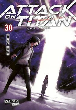 Attack on Titan 30 von Isayama,  Hajime, Peter,  Claudia