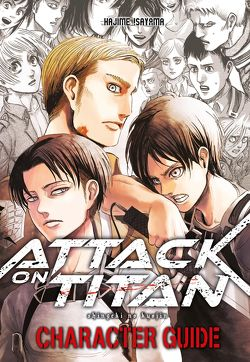 Attack on Titan: Character Guide von Isayama,  Hajime