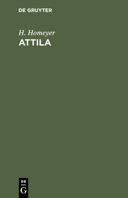 Attila von Homeyer,  H.