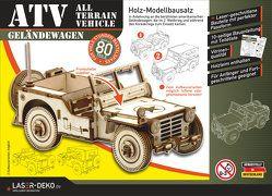 ATV – All Terrain Vehicle (Geländewagen)