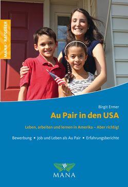 Au Pair in den USA von Ermer,  Birgit