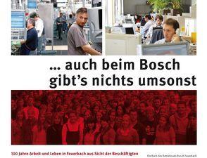 … auch beim Bosch gibt's nichts umsonst