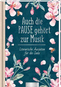 Auch die Pause gehört zur Musik