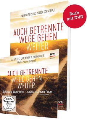 Auch getrennte Wege gehen weiter – Buch und DVD von Mauritz,  Kai, Nowak,  Martin