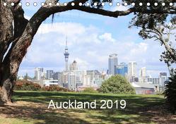 Auckland 2019 (Tischkalender 2019 DIN A5 quer) von NZ.Photos